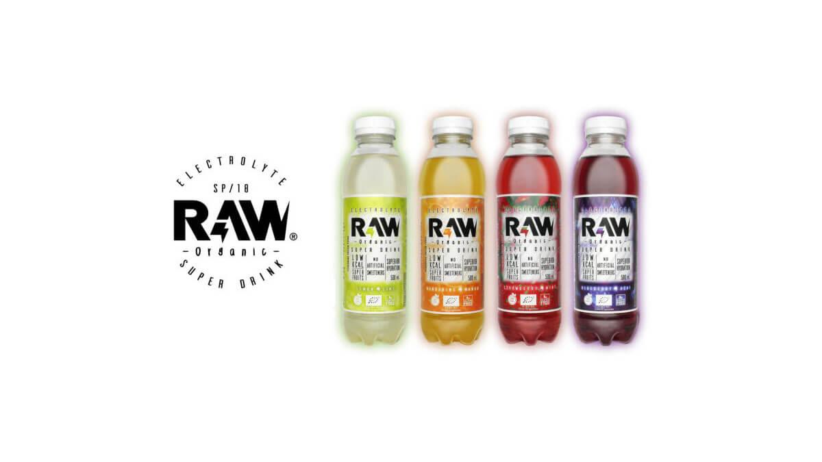 raw superdrink capsa vida