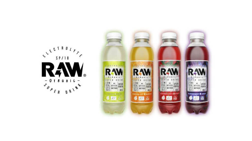botellas raw superdrink