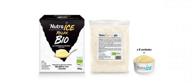 kit preparar helados nutra ice en casa